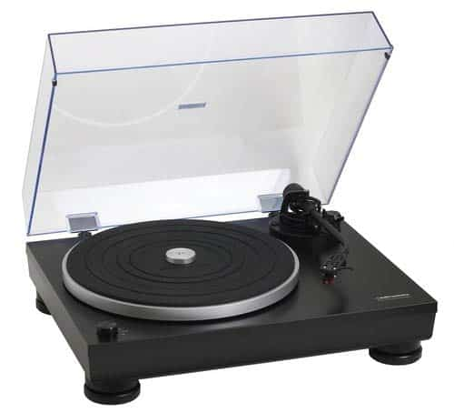 Audio-Technica AT-LP5 Direct-Drive Turntable