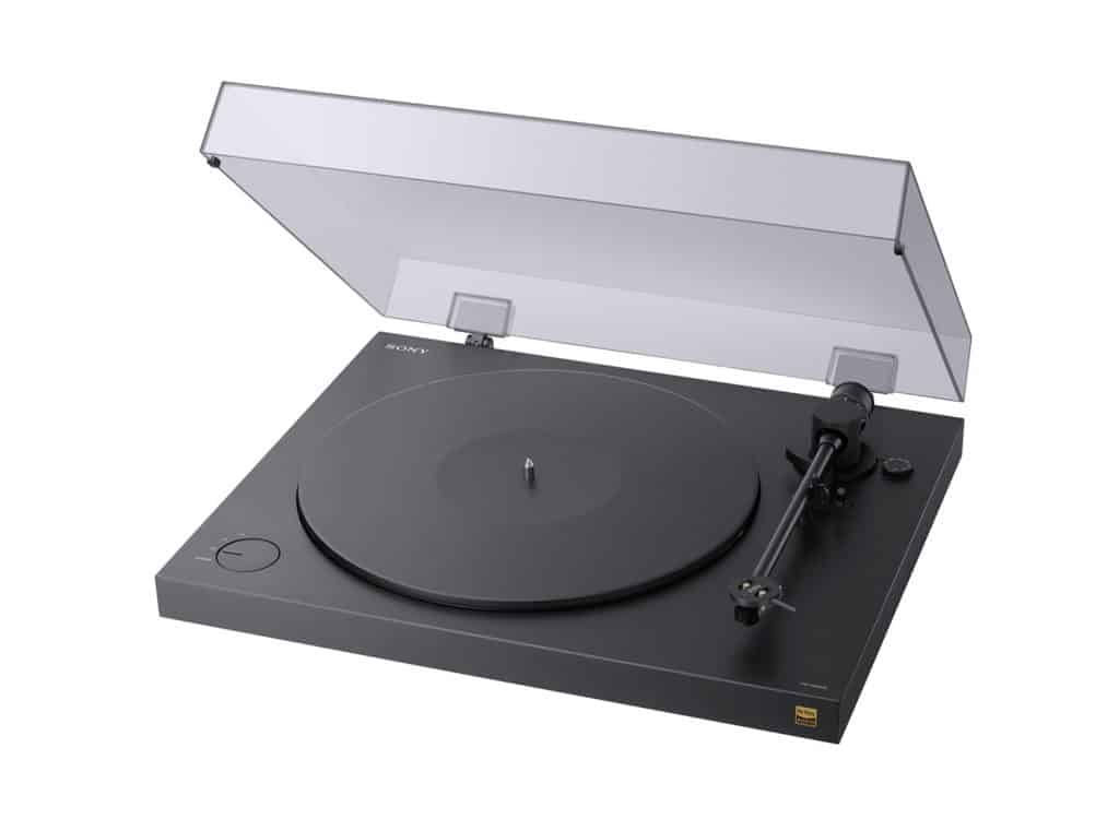 Sony PSHX500 Hi Res USB Turntable