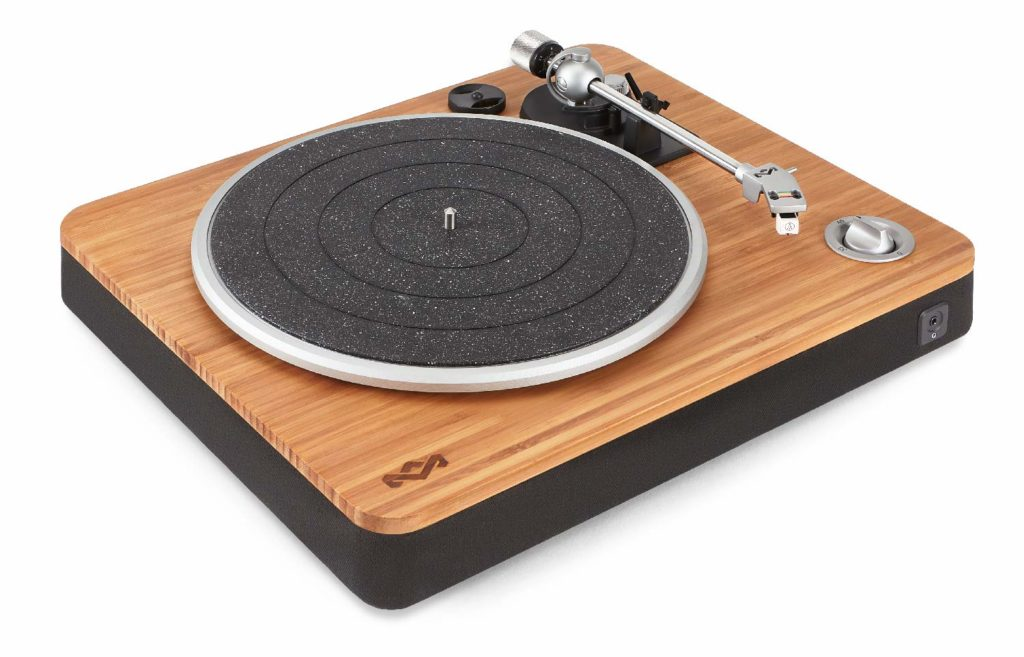 House of Marley, EM-JT000RC-SB, Stir It Up Turntable