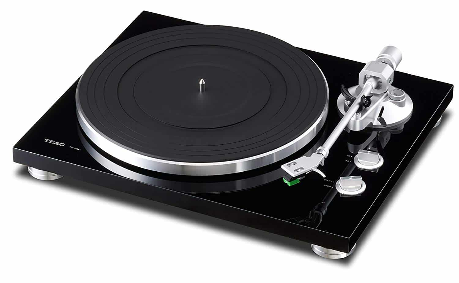 TEAC TN-300 Analog Turntable with Built-in Phono
