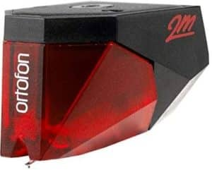 1. Ortofon 2M Red Moving Magnet Cartridge​