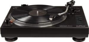 3. Crosley C200 Direct-Drive Turntable - Best for Quality