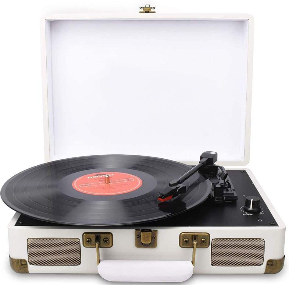 Digitnow Turntable Record Player