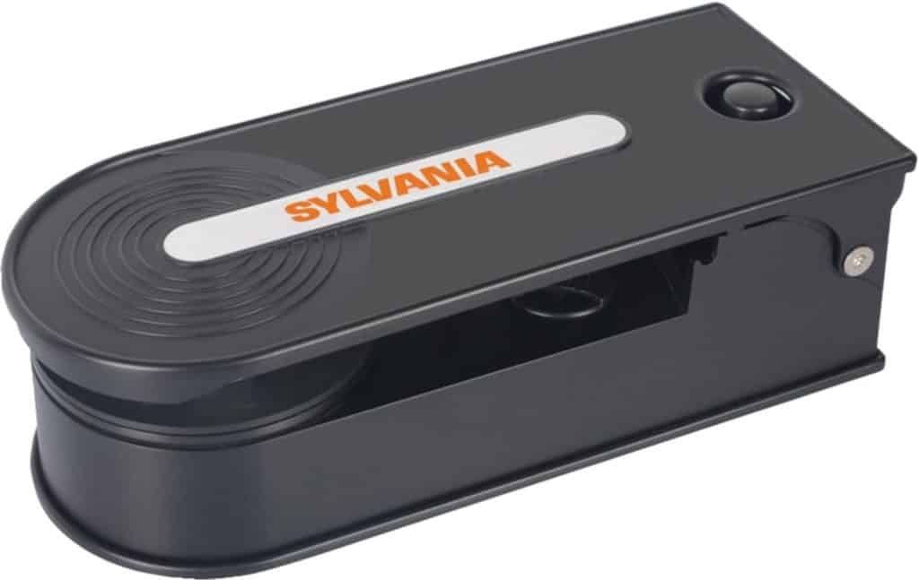 Sylvania Turntable Record Player