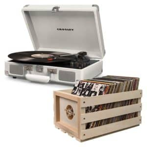 crosley record player review