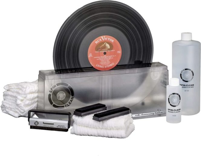 Spin-Clean Record Washer MKII Limited-Edition Kit