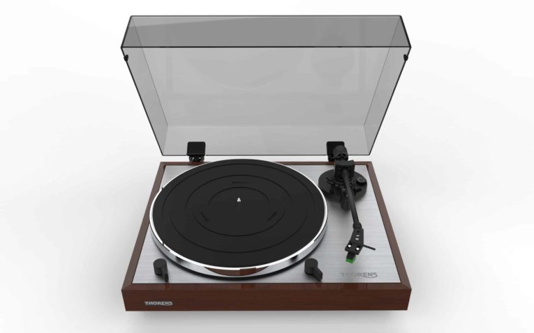 Thorens TD 402 DD Direct-Drive Turntable - Best Of Materials