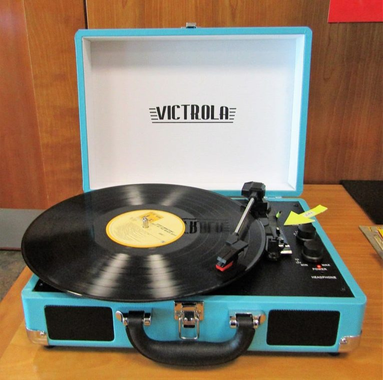 Victrola Record Player Won't Spin
