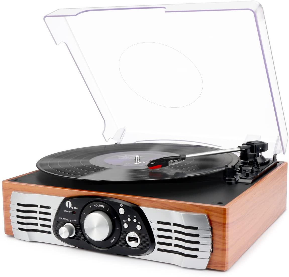 1byone Turntable 471NA-0003 Exterior Design