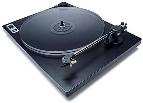A turntable is the first gift