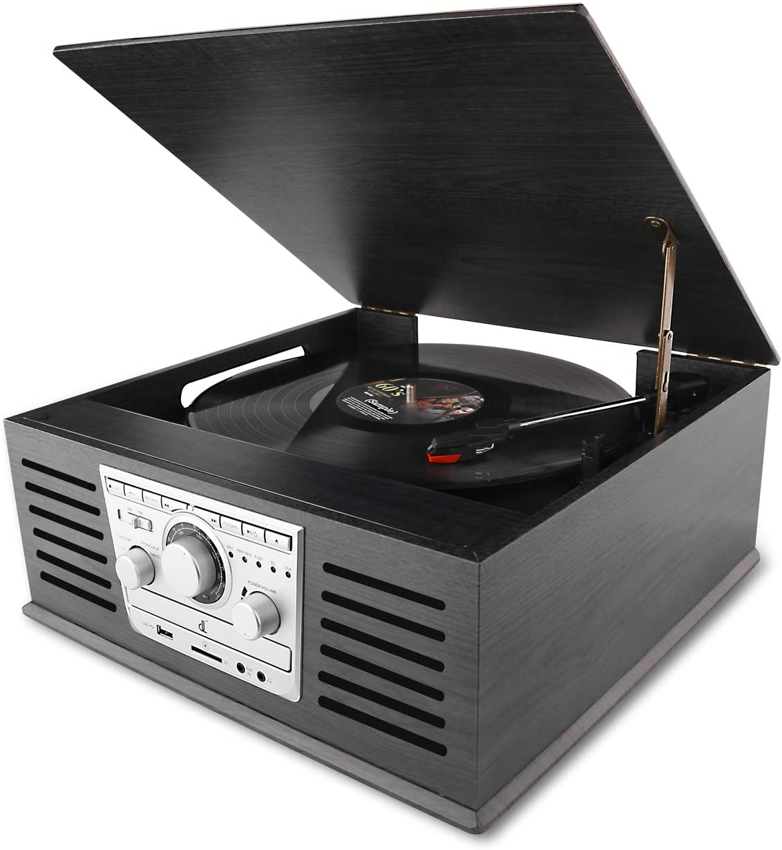 Classic Vinyl Record Player - Best Connection
