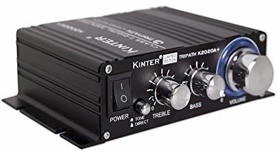 Kinter K2020A- An Affordable Compact Amp For Tripath Chip Enthusiasts