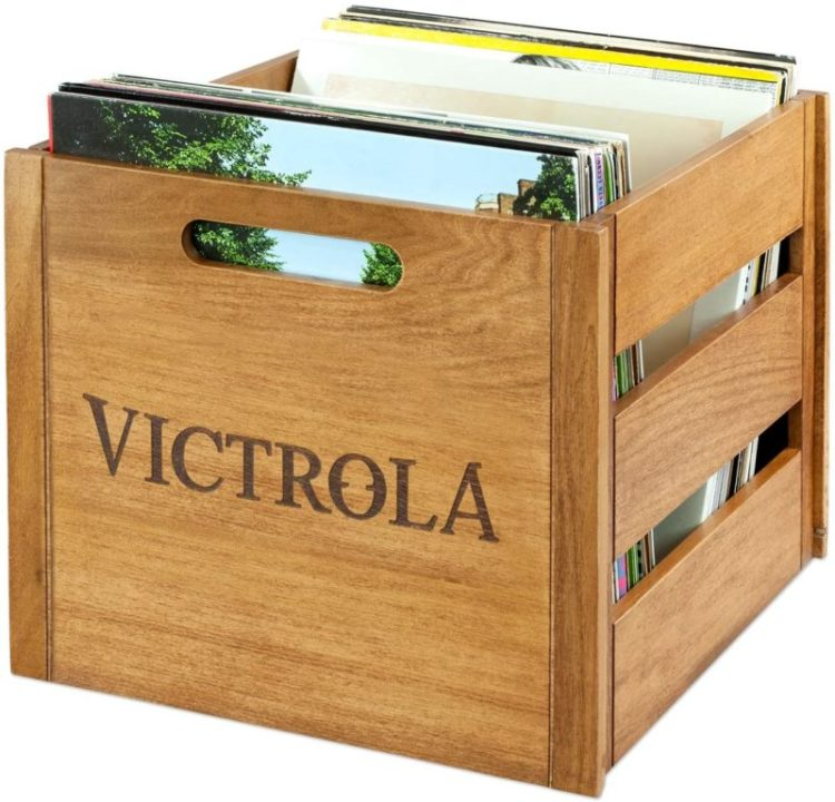 Victrola Crate
