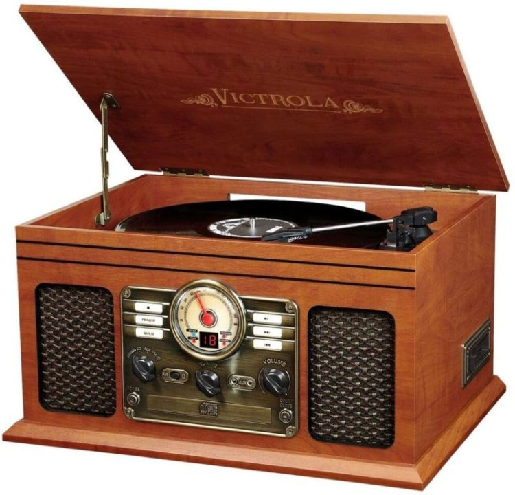 Vta-200b Mh Victrola Nostalgic Classic Wood - Best Value